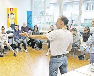 Präventionsanlässe an der Kreisschule Rheintal-Studenland