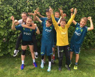 1. Bez. ist Aargauer Meister im Schulhandball