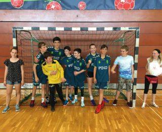 Toller 4. Rang an der Schulhandball-Schweizermeisterschaft