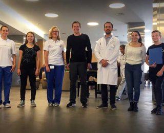 Start des Pilotprojekts Atelier Gesundheit